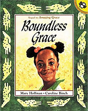 Boundless Grace (Picture Puffin Books) b