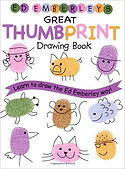 Thumbprint Drawing book