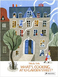 What's Cooking at 10 Gardent Street? Rec