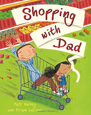Shopping With Dad Paperback – June 1, 20