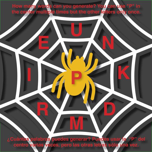 Anagram_Halloween web with spider.jpg
