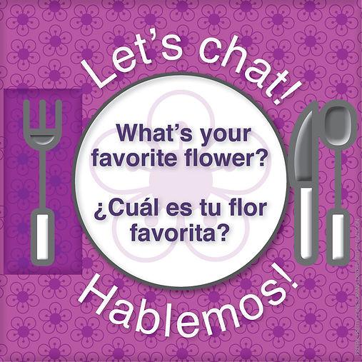 Let's Chat_Favorite Flower.jpg