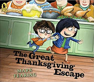 The Great Thanksgiving Escape by mark Fe