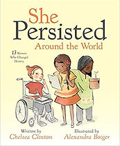 She Persisted Around the World by Chelse