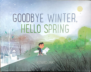 Goodbye Winter, Hello Spring by kenard P