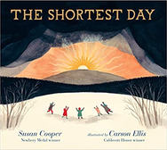 The Shortest Day by Susan Cooper and Car