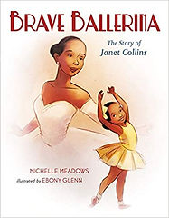 Brave Ballerina_The Story of Janet Colli