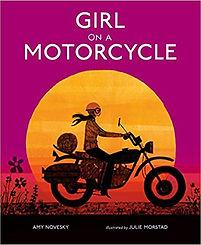 Girl on a Motorcycle by Amy Novesky.jpg