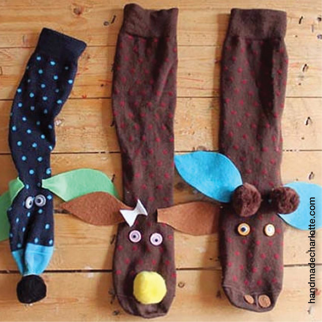 Playtime puppets