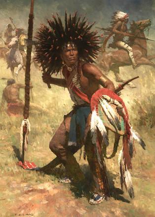 THE SASH BEARER