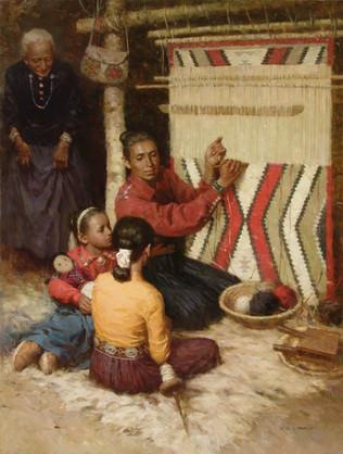 FAMILY TRADITION, NAVAJO