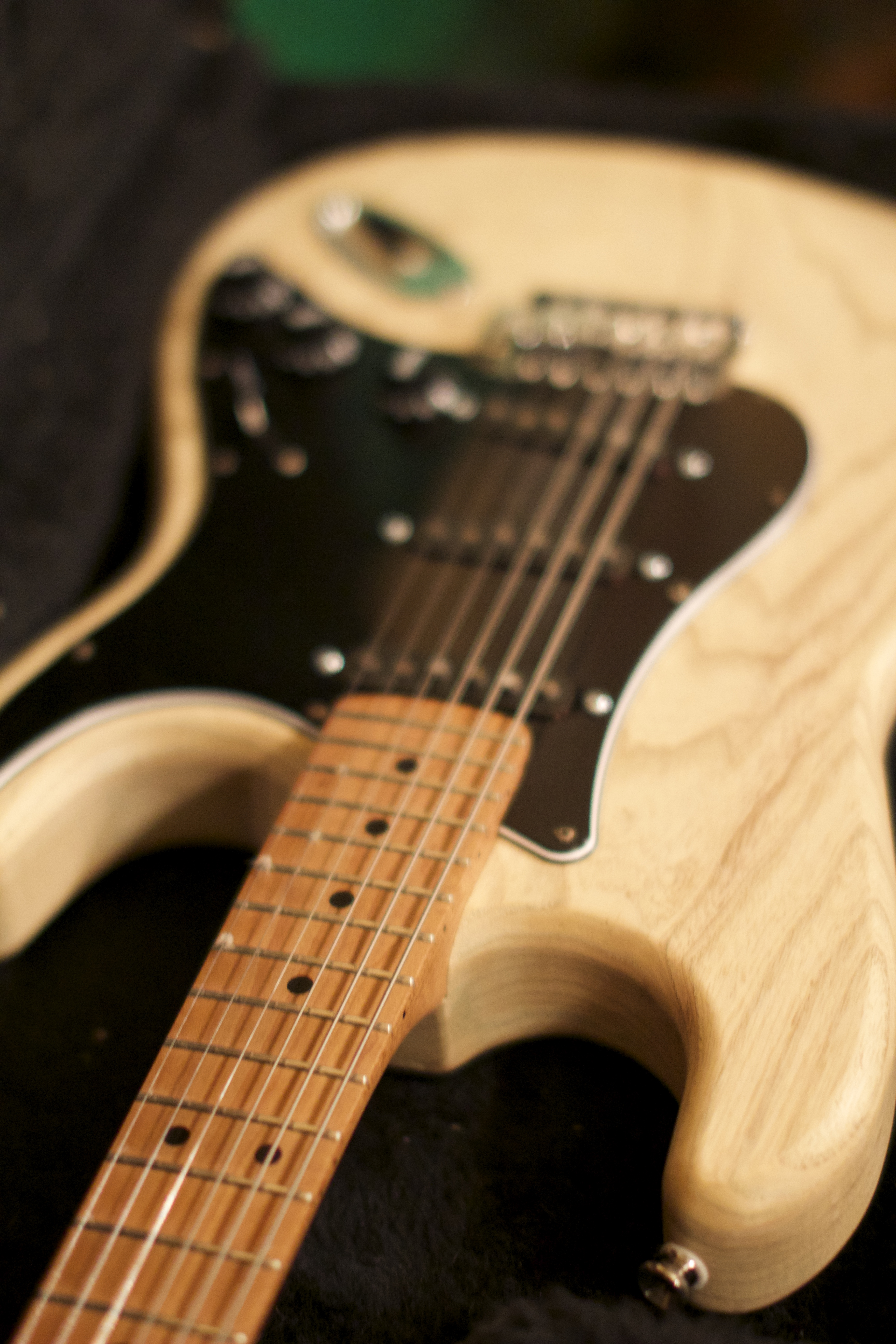 Guitars - six string slingers