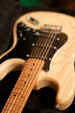 Guitars - six string slingers