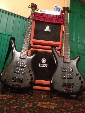 Brace of Gibson BFGs