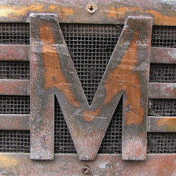 Junkyard Sons - M is for...