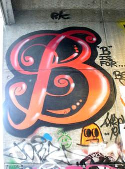 Junkyard Sons - B is for...
