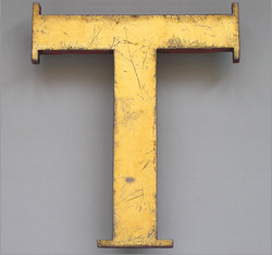 Junkyard Sons - T is for...