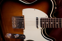 Cy's Tobacco Fender Tele
