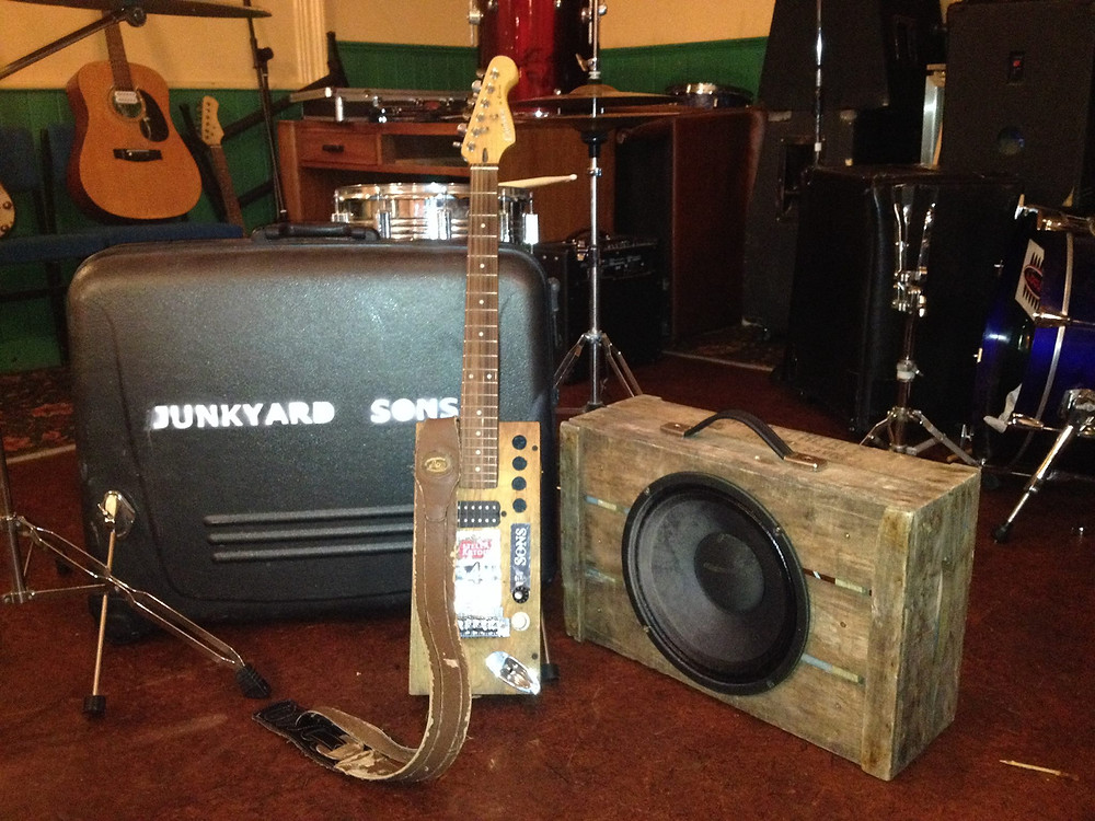 'New' Junkyard Sons Toys from Christmas!