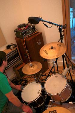 Drums - coming soon