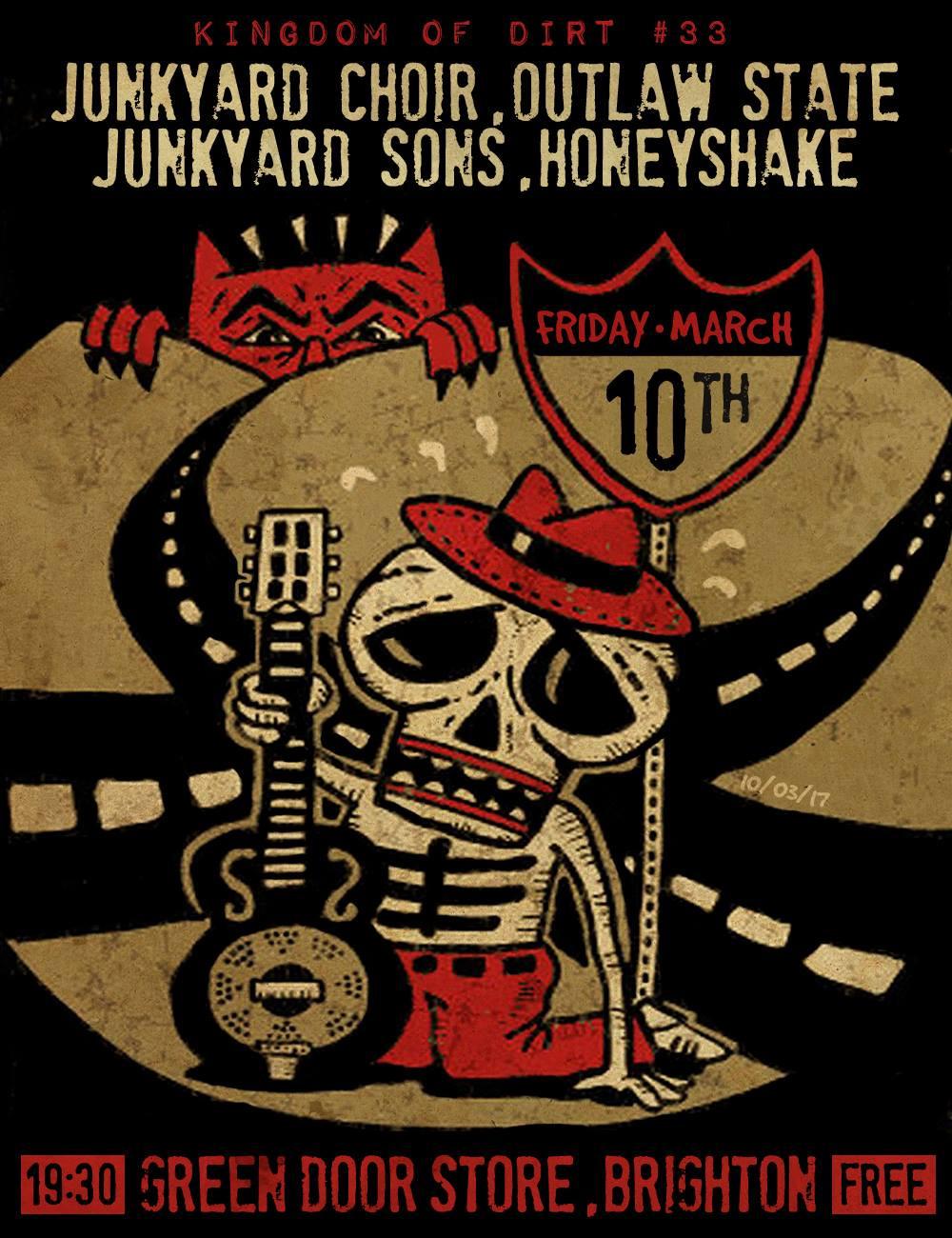 Junkyard Sons @ KOD#33