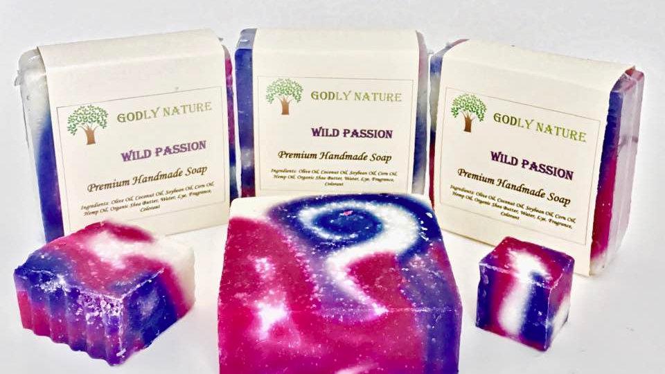 Wild Passion Premium Handmade Soap