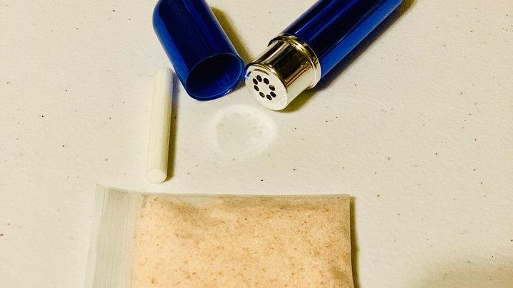 Portable Salt Inhaler (Blue)