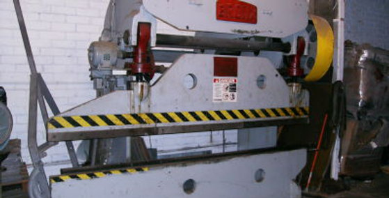 BRONX 10 FT. 70 TON MECHANICAL PRESS BRAKE (Used)