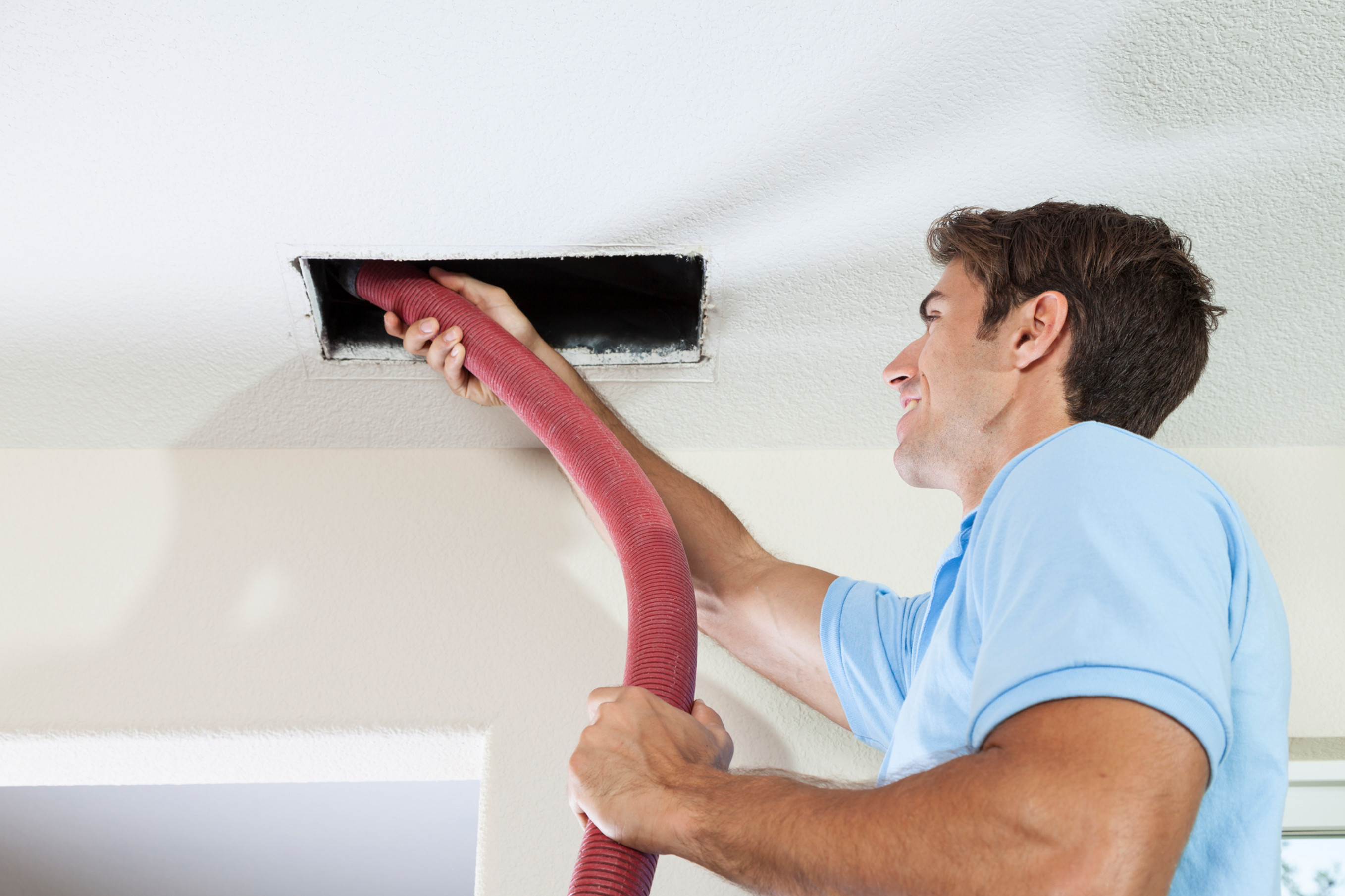 Air Duct Cleaning (1 System)