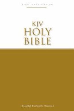 KJV Economy Bible, Tradepaper