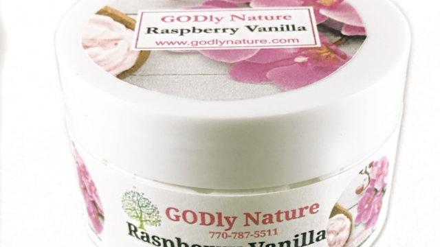 Raspberry Vanilla Body Butter - 4 oz.