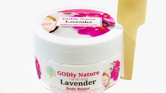 Lavender Body Butter - 4 oz.