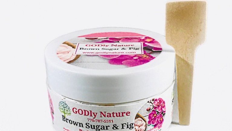 Brown Sugar & Fig Body Butter - 4 oz.