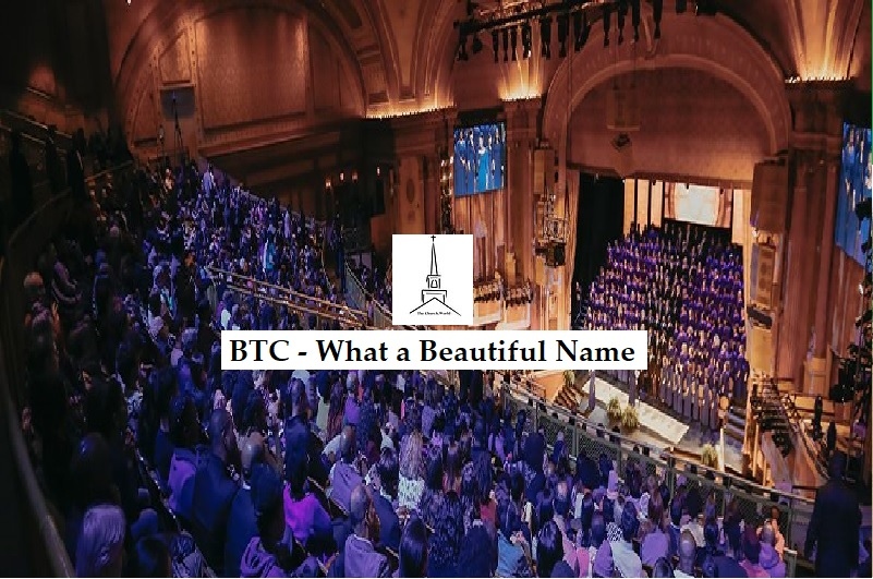 BTC - What a Beautiful Name
