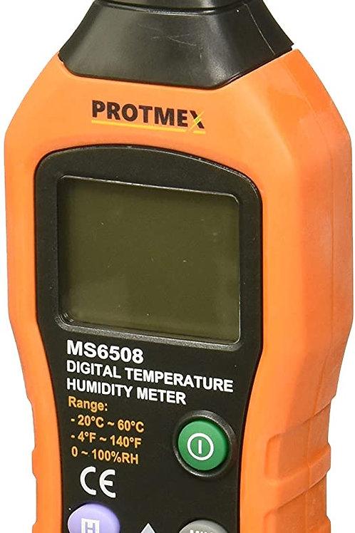 Inspection #2(b) USiM Protmex MS6508 Digital Temperature Humidity Meter