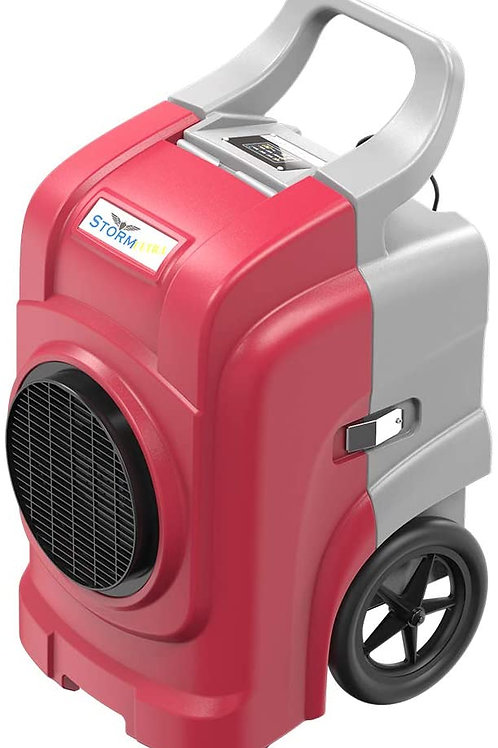 Dehumidifier #1(b) - USiMold LGR 85 PiAlorAir Storm Commercial Dehumidifier