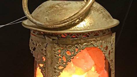 Himalayan Salt Lamp - The Danish