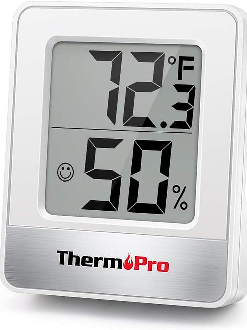 Inspection #2(a) USiM ThermoPro TP49 Digital Hygrometer