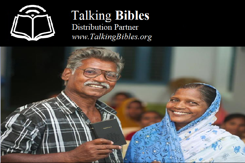 Talking Bibles
