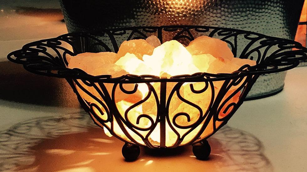 Himalayan Salt Lamp - The Venetian