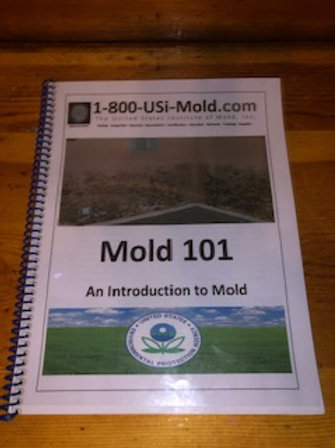 Inspection #1(a) Mold 101 An Introduction to Mold Course Book