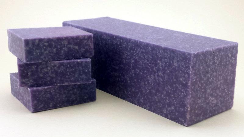 Oak Moss Lavender Scrub
