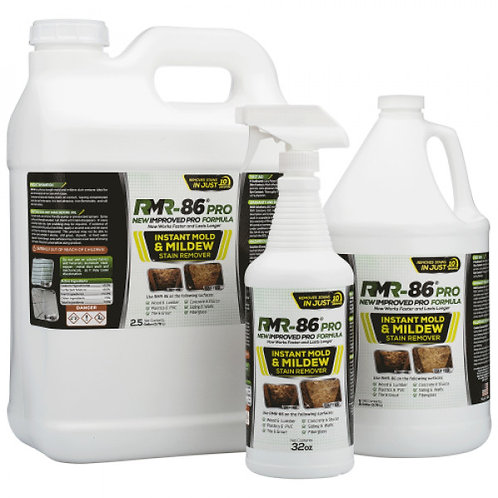 Chemical #2(b) - USiMold Blaster/Stain Remover - (RMR86PRO)