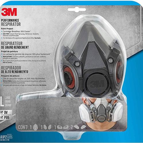 PPE #1(b) 3M Respirator, Large