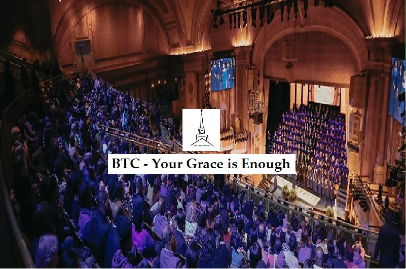 BTC - Your Grace is Enough