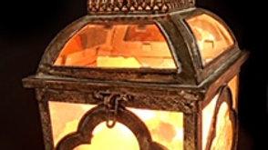 Himalayan Salt Lamp - The Celtic