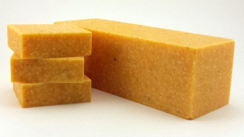 Mango Salsa Scrub