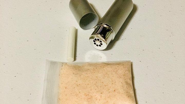 Portable Salt Inhaler (Grey)