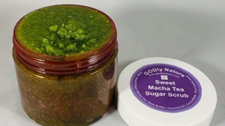 Sweet Macha Tea Sugar Scrub