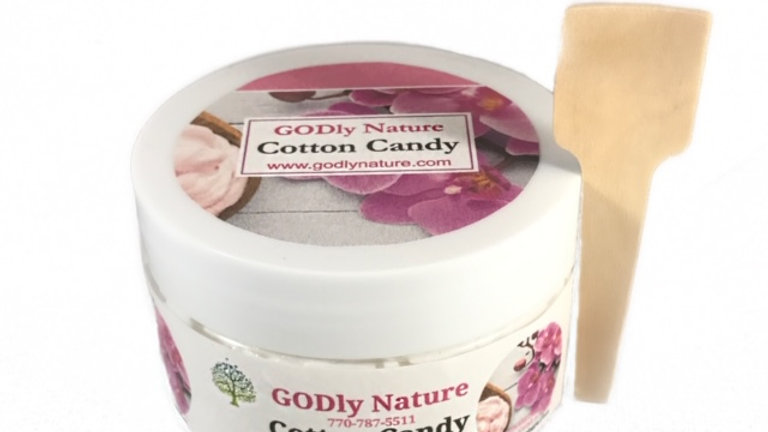 Cotton Candy Body Butter - 4 oz.